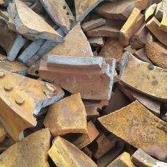 临沂基地 破碎加工料 机床铁